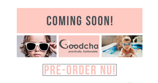 Goodcha coming soon launch date available soon - baby sunglasses and kids children sunglasses - UV protection BPA-free safe durable sustainable comfortable certified polarised polarized undestructible fashionable