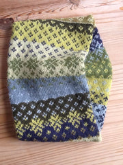 Introduction to Fairisle knitting. 4th April 4pm till 6pm