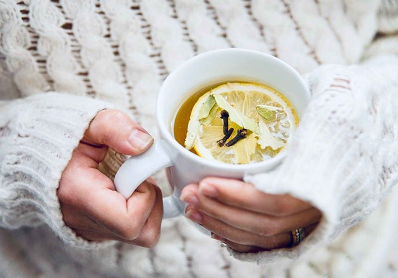 Immune Boosting Teas for Cold and Flu Season