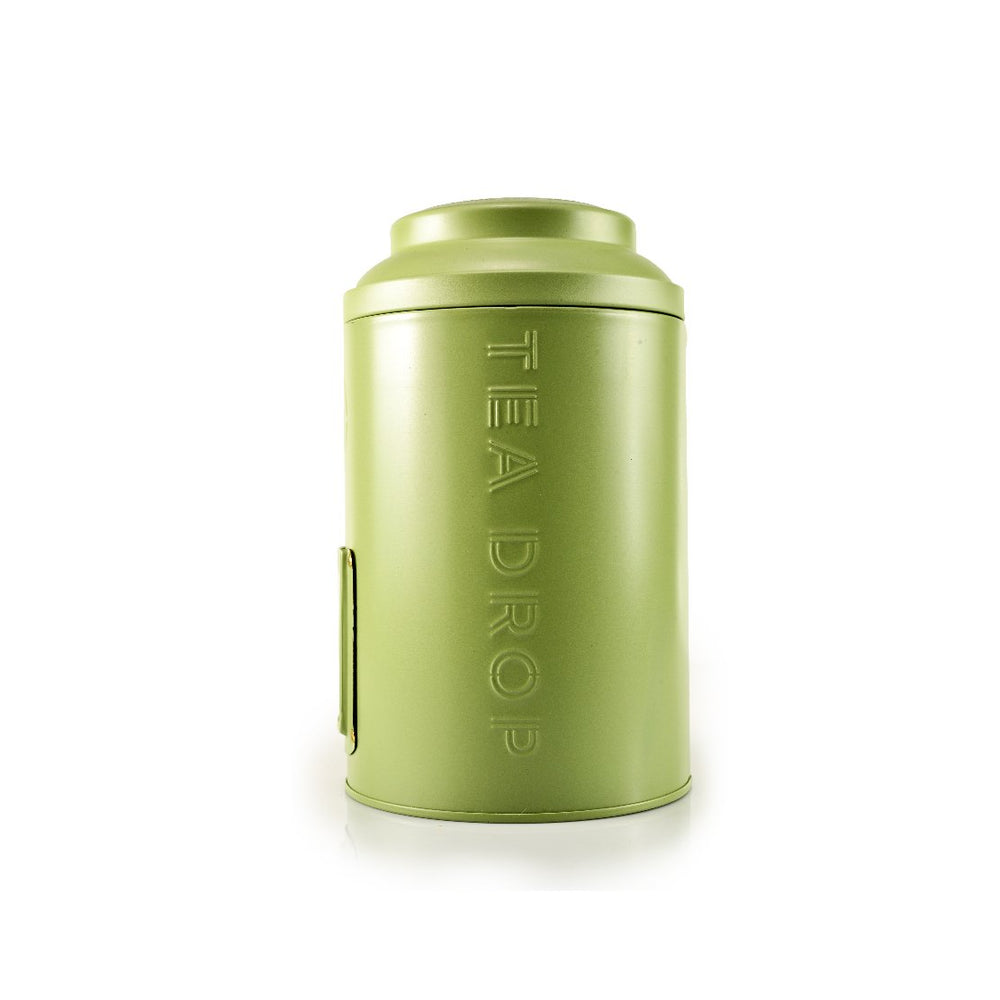 Storage Tin Combat Green
