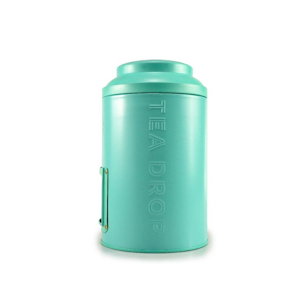 Storage Tin Sky Blue