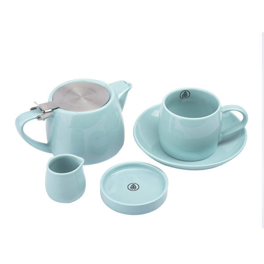 Dual Tea Set Gift Pack Blue