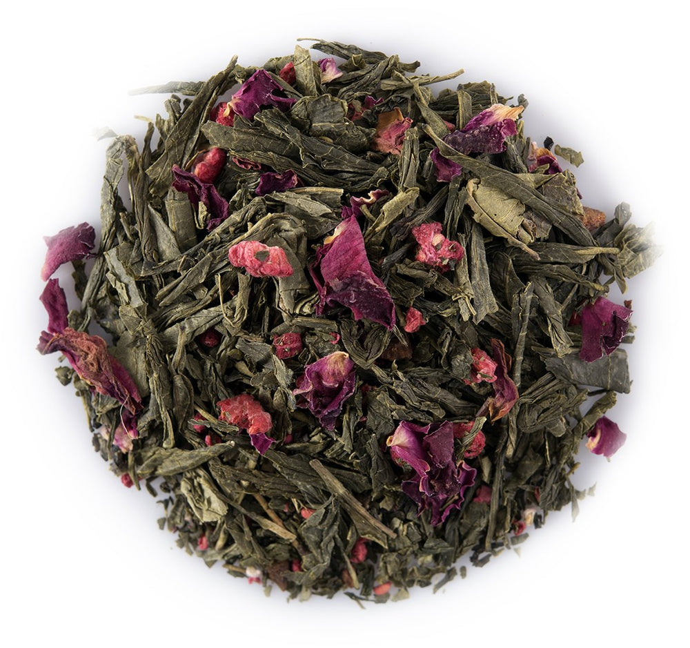 Sencha Pomegranate