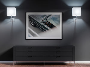 Ford Mustang Fastback Print