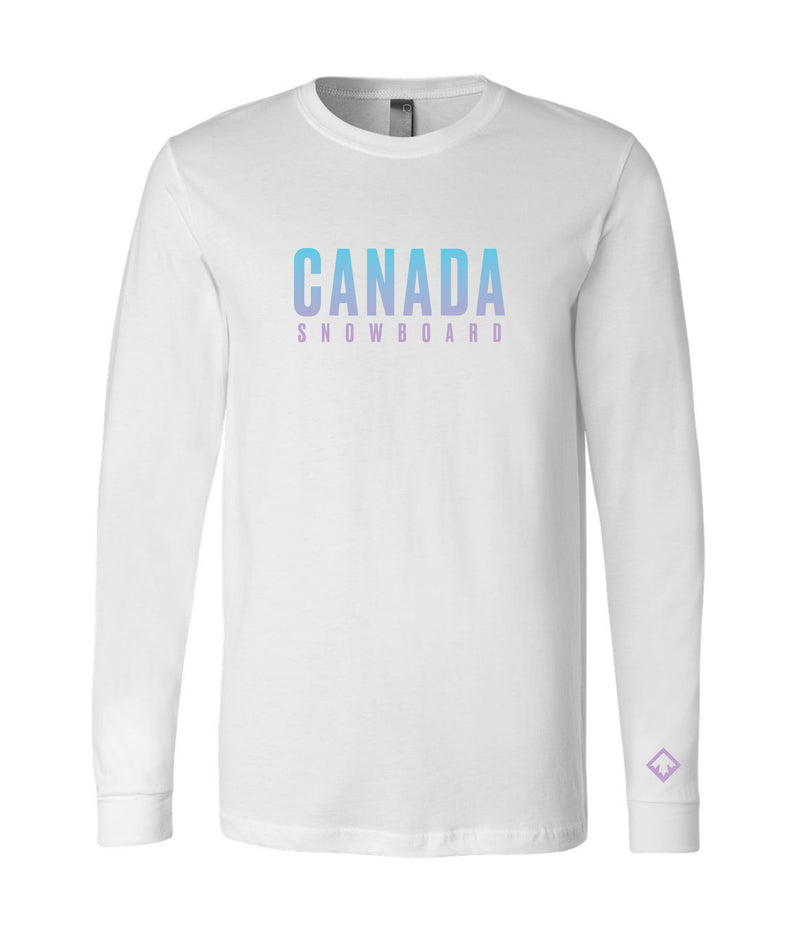 NEON TEXT LONG SLEEVE