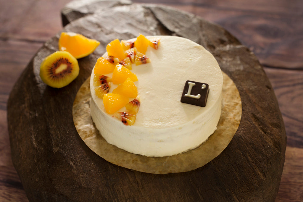 Seasonal Fruit Cake