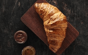 Mixed Herbs Croissant