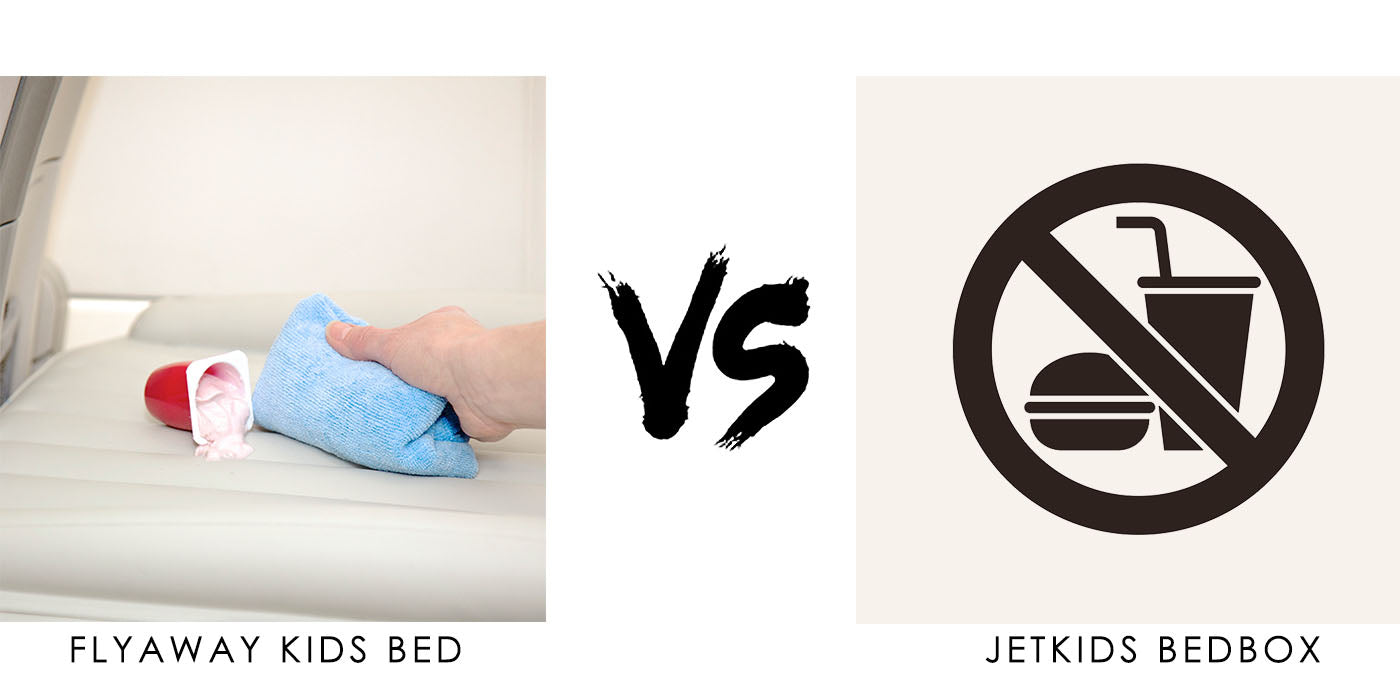 Jet Kids By Stokke Bedbox and Fly Away Kids Bed