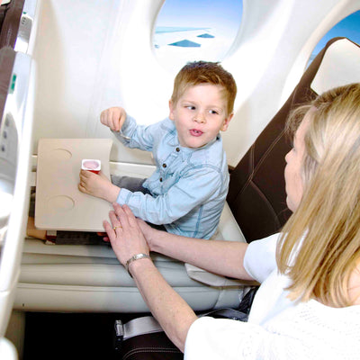 How to fly with kids Flyaway Kids Bed