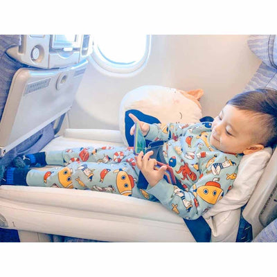 How to fly with toddlers Flyaway Kids Bed