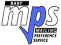 Baby Mailing Preference Service logo