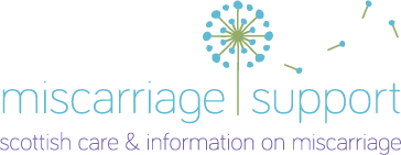 Scottish Care & Information on Miscarriage logo