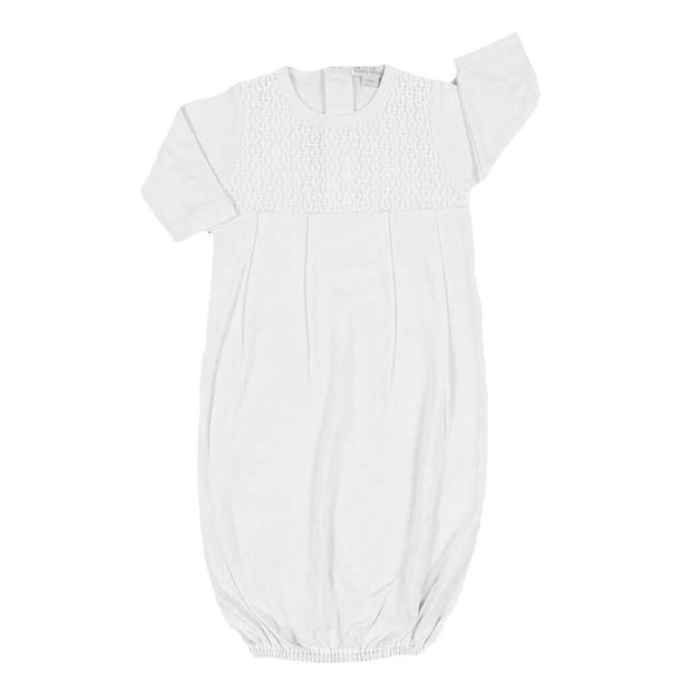 White | Kissy Kissy Enchanted Knit Gown - White