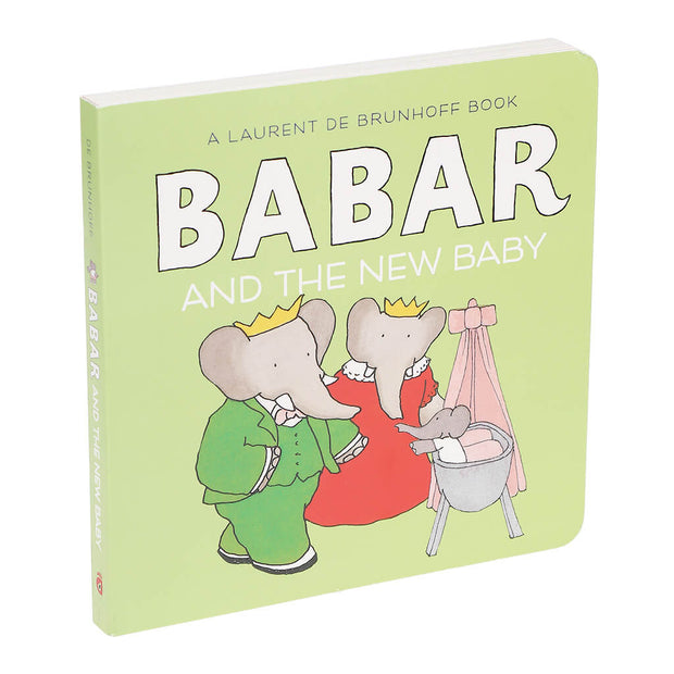 Abramb Appleseed Book Babar and the New Baby - nini & loli