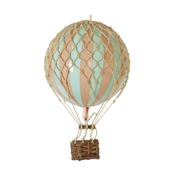 Hot Air Balloon Mobile Small Mint - nini & loli