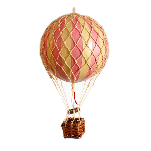 Hot Air Balloon Mobile Small Pink - nini & loli