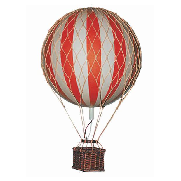 Hot Air Balloon Mobile Small True Red - nini & loli