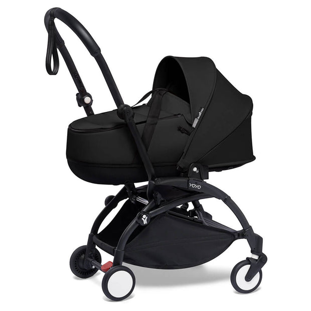 Black | BabyZen Yoyo Bassinet - Black