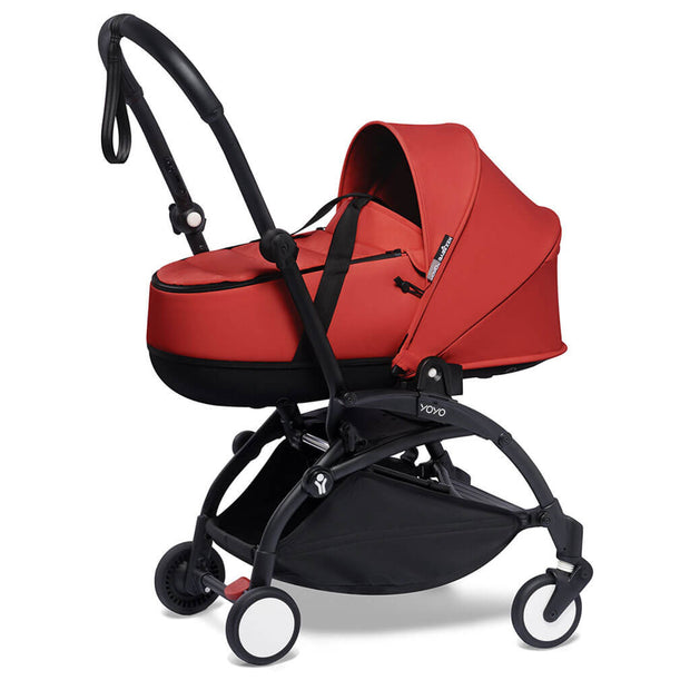 red | BabyZen Yoyo Bassinet - red