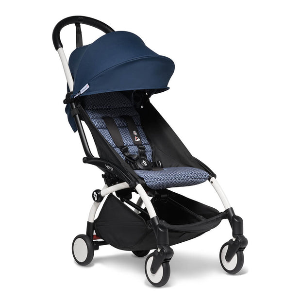 BABYZEN YOYO2 6+ Complete Stroller Air France Blue