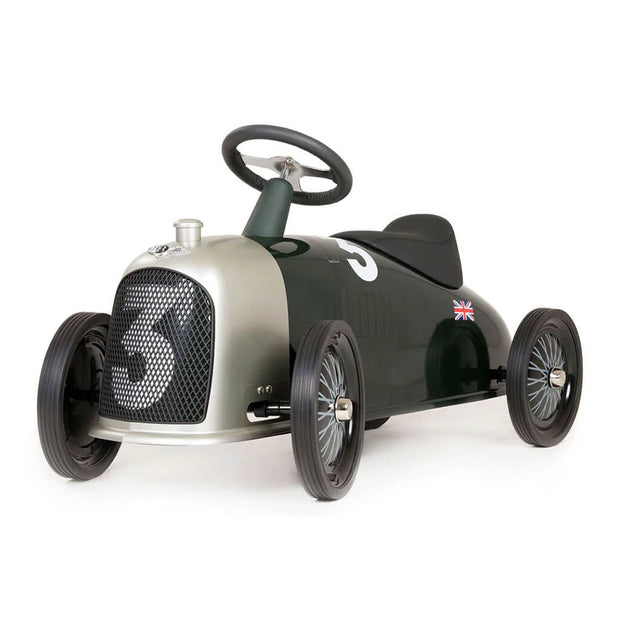 Baghera Ride On Toy Car Rider Heritage Bentley - nini & loli
