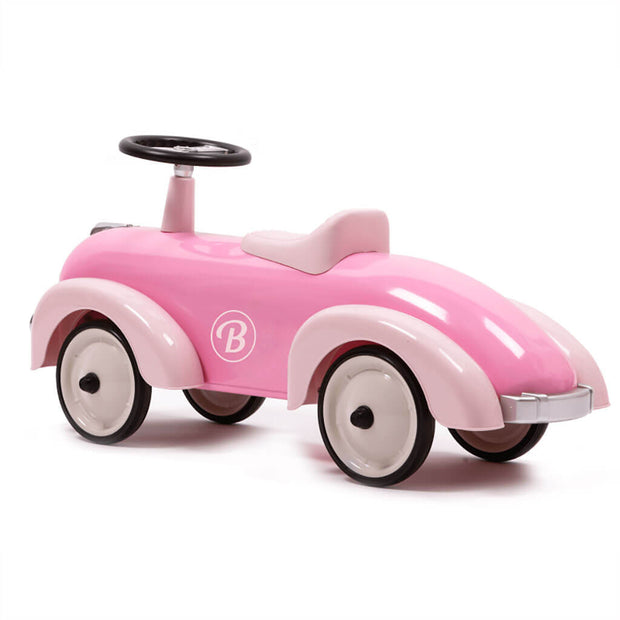 Baghera Ride On Toy Car Speedster Pink - nini & loli