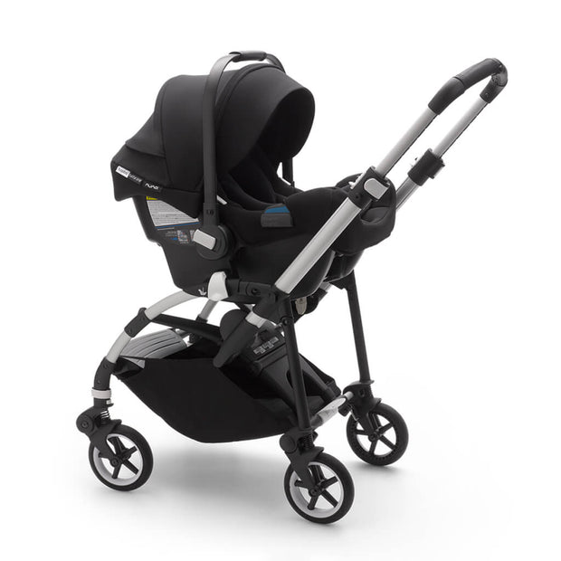 Bugaboo Turtle One by Nuna Infant Car Seat Black