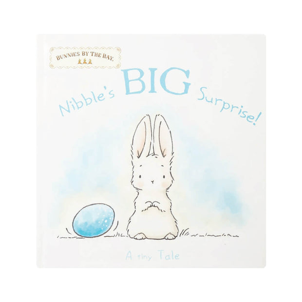 Bunnies by the Bay Book Nibble's Big Surprise - nini & loli
