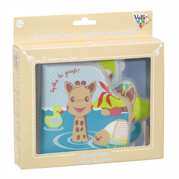 Calisson Sophie Bath Book - nini & loli