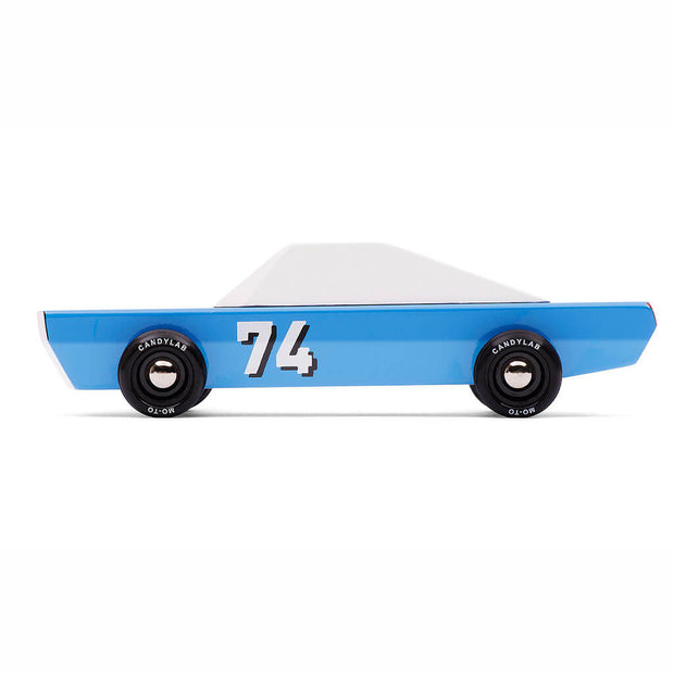 Candylab Blu 74 Toy Car