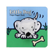 Chronicle Books Finger Puppet Book Little Dog - nini & loli