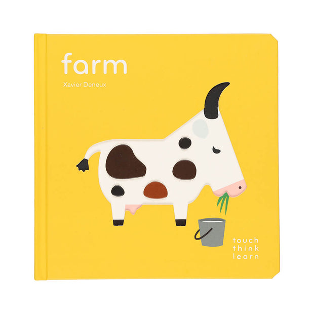 Chronicle Books TouchThinkLearn Book Farm - nini & loli