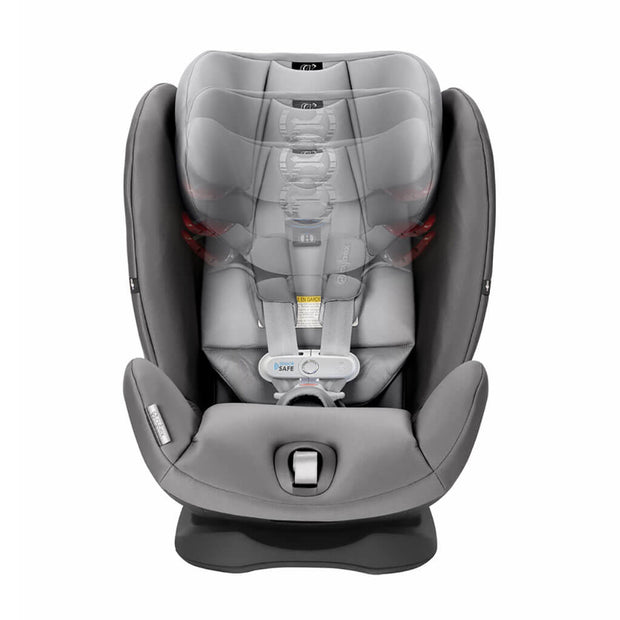Cybex Eternis S SensorSafe Convertible Car Seat Manhattan Grey - nini & loli