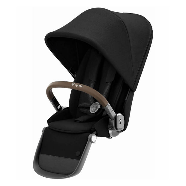 deep black | Cybex Gazelle S Second Seat - deep black