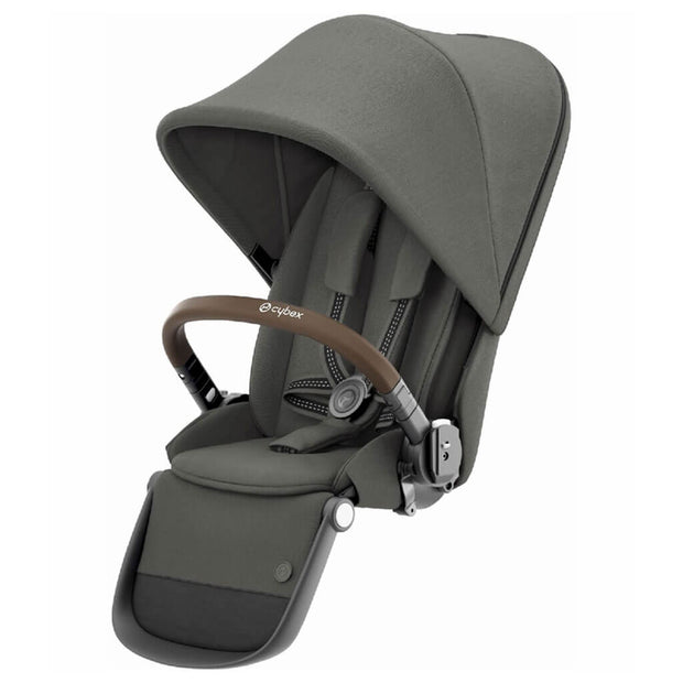 soho grey | Cybex Gazelle S Second Seat - soho grey