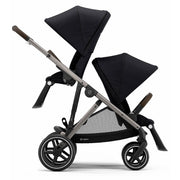 deep black | Cybex Gazelle S Stroller - deep black