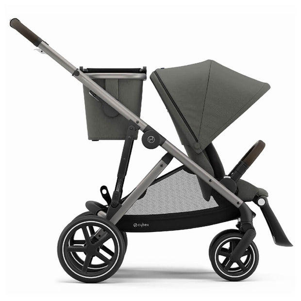 soho grey | Cybex Gazelle S Stroller - soho grey