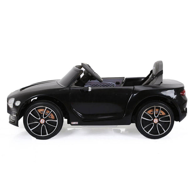 Kids Electric Ride On Car Bentley Coupe Black