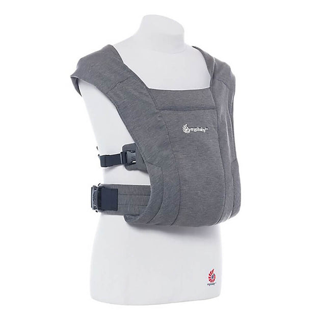 Heather Grey | Ergobaby Embrace Carrier Heather Grey | NINI and LOLI