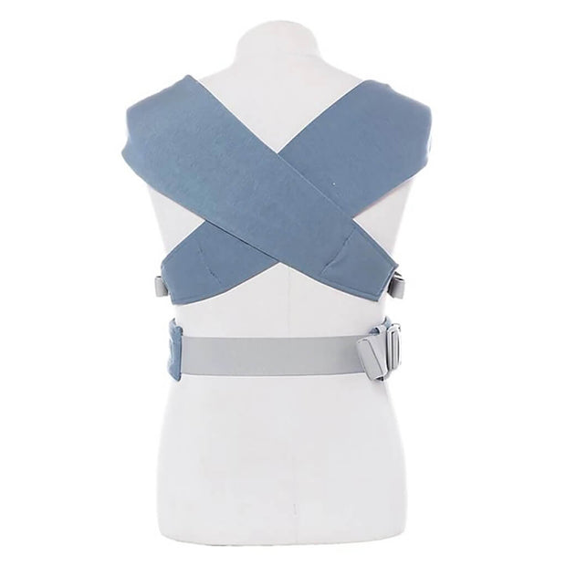 Oxford Blue | Ergobaby Embrace Carrier Oxford Blue | NINI and LOLI
