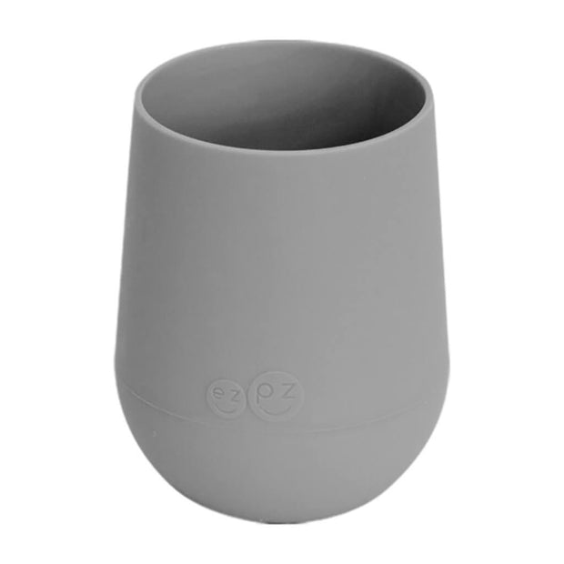 ezpz Silicone Mini Cup Gray