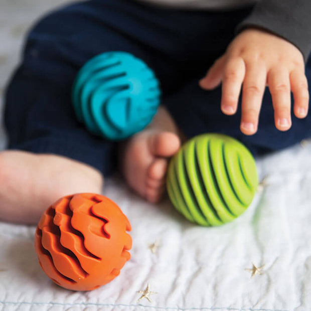 Fat Brain Toys Activity Sensory Rollers - nini & loli