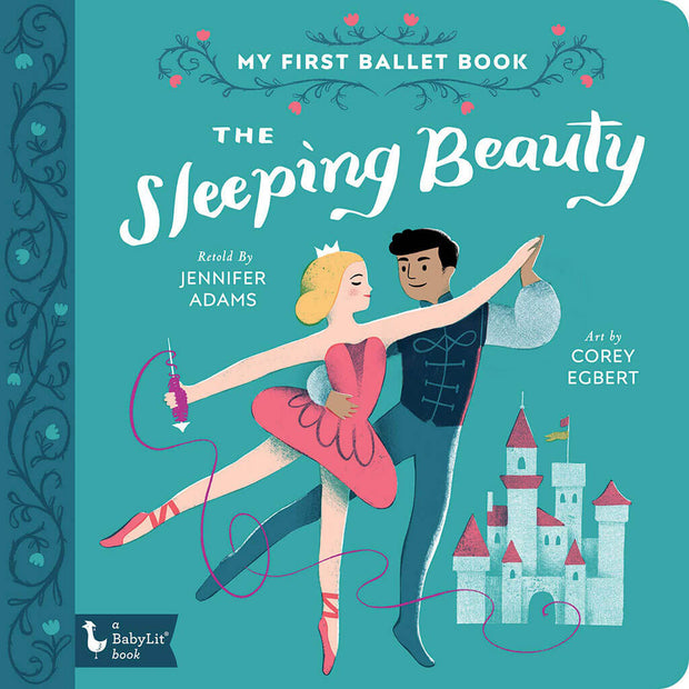 Book - The Sleeping Beauty - nini & loli