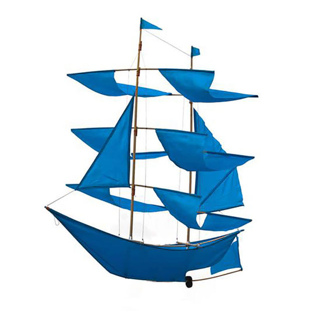 Haptic Lab Sailing Ship Kite Azure