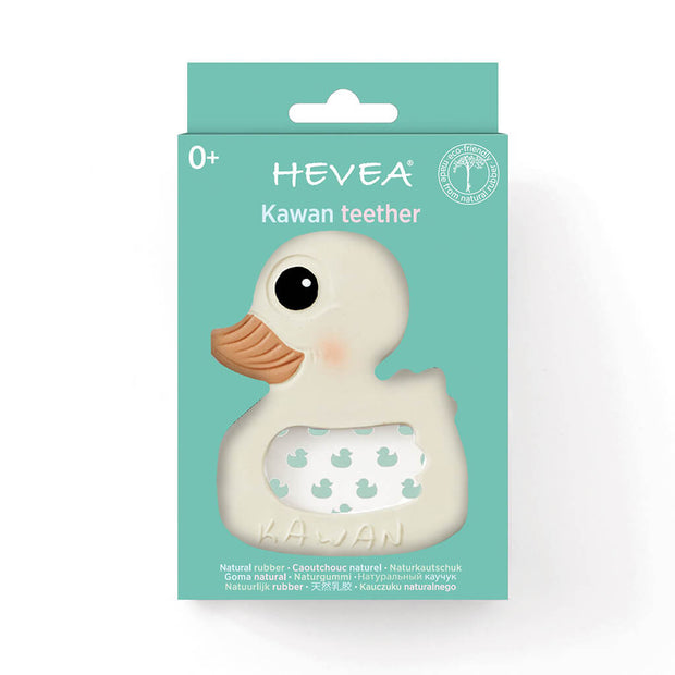 Hevea Teether Kawan Duck