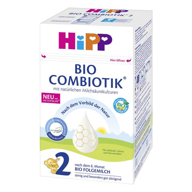 Hipp Baby Formula 2 (German Version) - nini & loli