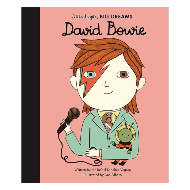 Little People, Big Dreams Book David Bowie - nini & loli