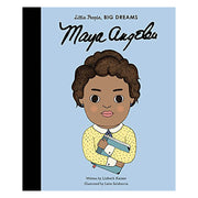 Little People, Big Dreams Book Maya Angelou - nini & loli