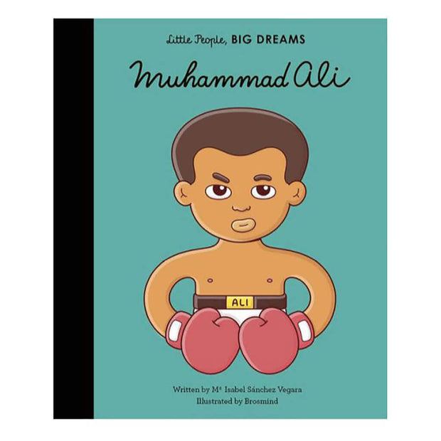 Little People, Big Dreams Book Muhammad Ali - nini & loli
