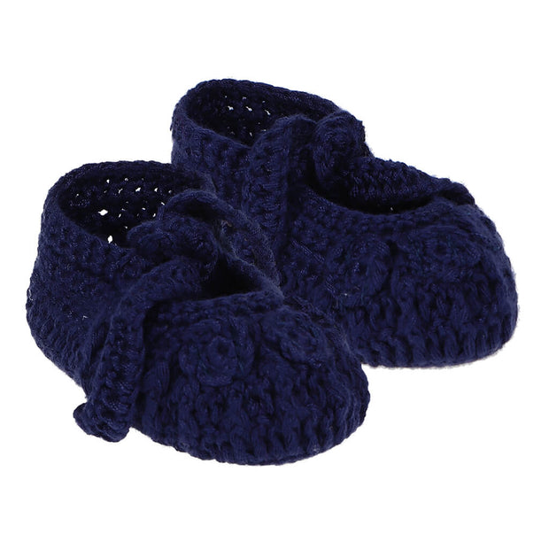 Knitted Boots Shoes - nini & loli